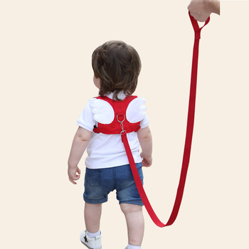Keeper Anti Lost Safety Baby Backpack Walk Harness High Quality Baby Safety Kids Traction Rope Kid Children Safety Wrist Belt