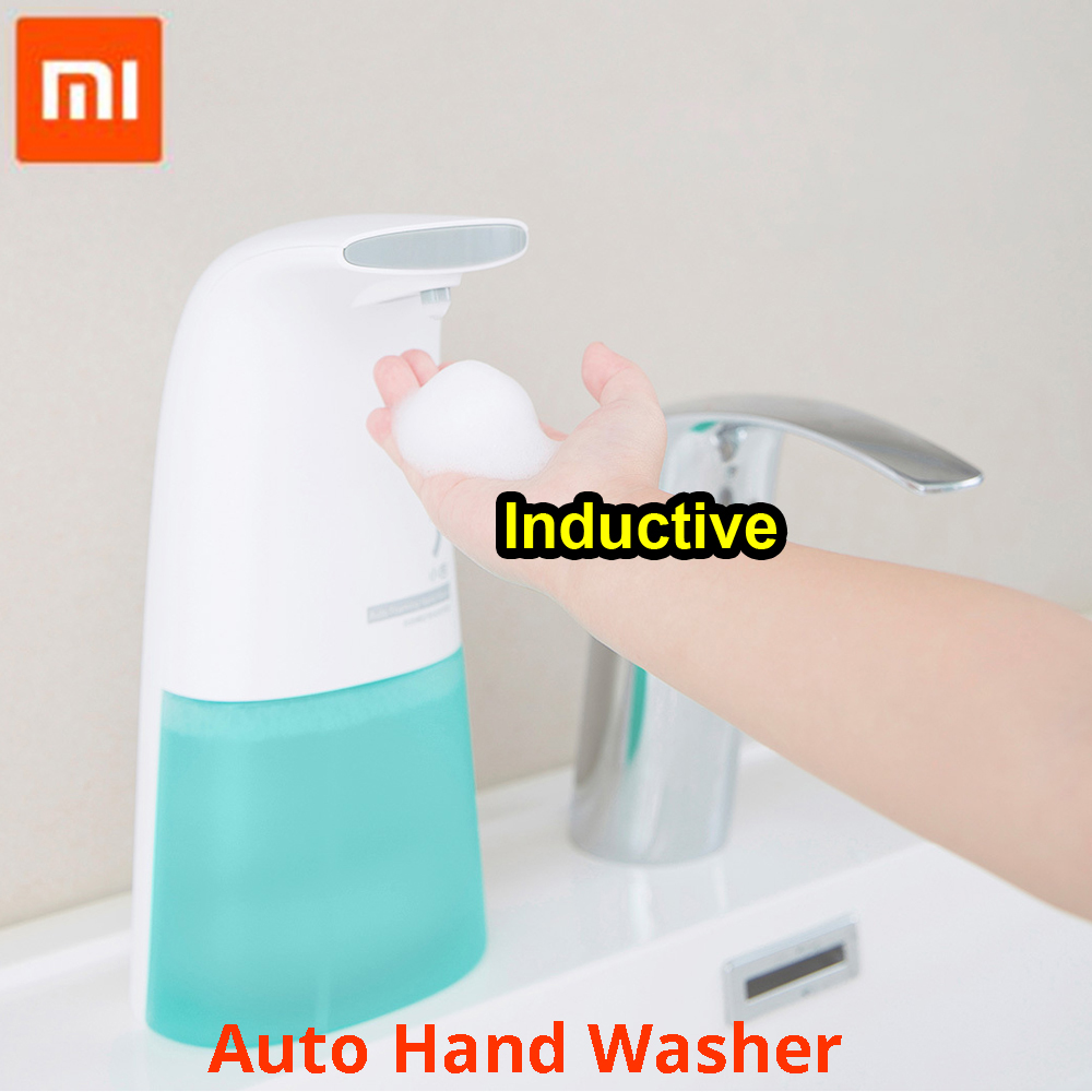 все цены на Xiaomi Mijia Auto Induction Hand Foaming Washer Wash Automatic Soap Dispenser 0.25s Infrared induction For Family and Baby онлайн