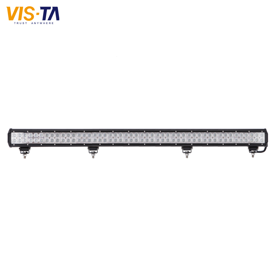 50 Inch 288W LED Work Light Bar + Wiring Kit for Off Road Work Driving Offroad Boat Car Truck 4x4 SUV ATV Flood Beam LED Light