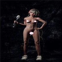 YANNOVA # Lora 150 см секс кукла ТПЭ с металлическим скелетом секс кукла сексуальная женщина реальная Силиконовая секс кукла Мужская реальность
