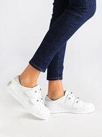 Platform sneakers studded