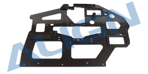 Align Trex 550X Carbon Main Frame(L) H55B004AXW Align trex 550 parts Free Shipping with Tracking align trex 500dfc main rotor head upgrade set h50181 align trex 500 parts free shipping with tracking