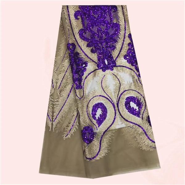 Beliebte shinning party kleid material Französisch spitze textil ...