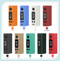 Joyetech eVic VTwo Mini 75w TC Box Mod supporting RTC/VW/VT/Bypass/TCR modes features dual battery protection system