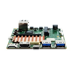 Image 3 - HiKey 970 tek kart bilgisayar 96 panoları süper kenar AI hesaplama platformu (6GB LPDDR4 ve 64GB eMMC) hikey ile AOSP ve Linux