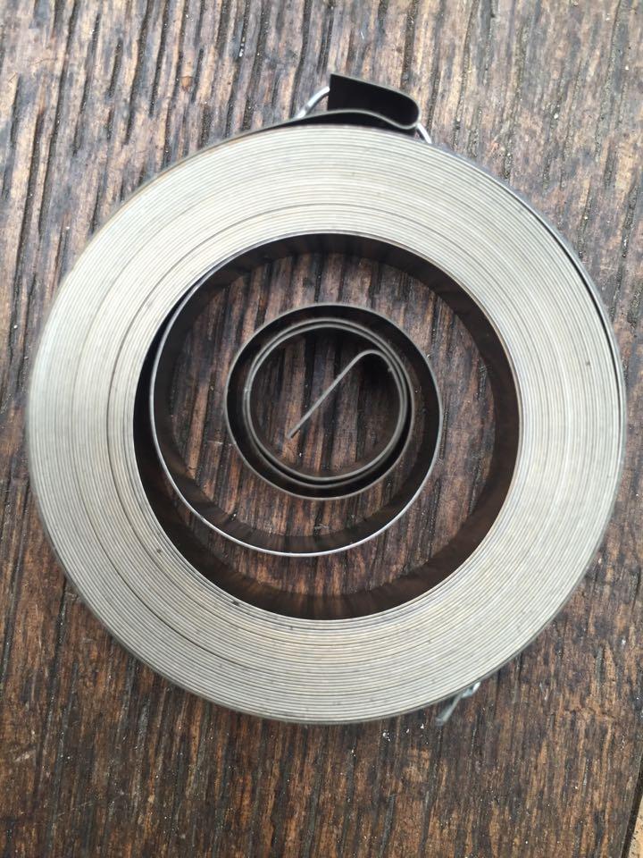 Wholesale Precision Constant Force Flat Spiral Torsion
