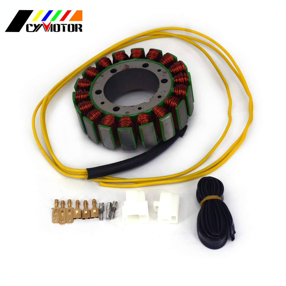 Motorcycle Magneto Generator Alternator Engine Stator Charging Coil Parts For CX GL 500 650 SHADOW GV1200