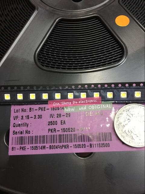 1000 個ルーメン LED バックライト 1 ワット 3V 3535 3537 クールホワイト Lcd バックライトテレビ Tv アプリケーション A129CECEBP18A 2092 LED