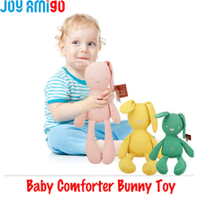 High Quality Soft Comforter Bunny/Appease Rabbit With Safe And Solid Materials Special For Toddlers And Little Baby New Mother