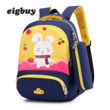 Grade 3-6 Bag Set Boys School Bags Kids Girls School Backpack For Boy Bookbag Student School Pen Pencil Bag Children Backpacks