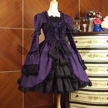 gothic jurk Zomer vrouwen