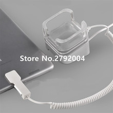 10 pcs/lot plastic Security alarm Tablet PC Display, Holder / Stand for ipad