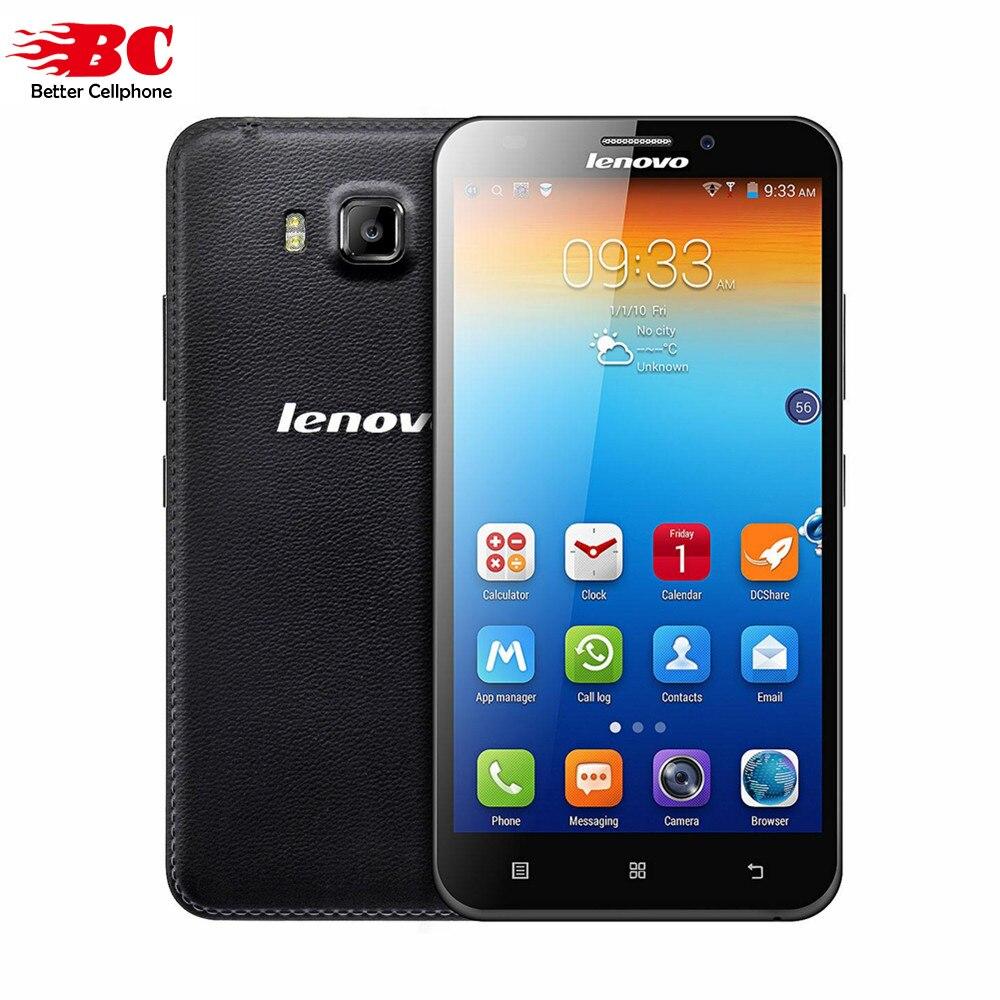 Original Lenovo A916 MTK6592M octa core android 5 0 5 5inch HD 4G LTE FDD 1gb