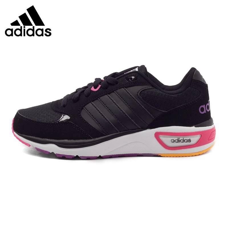 Prix pour Original Nouvelle Arrivée Adidas NEO Étiquette Femmes de Planche À Roulettes Chaussures Sneakers livraison gratuite