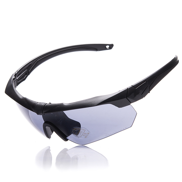 TR90 3 Lente Polarized goggles militar Ballistic Bullet-proof Militar Do  Exército Dos Homens Do 32bbb723f4