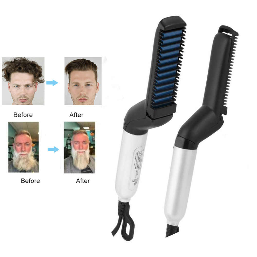 Detail Feedback Questions About Beard Straightener For Men