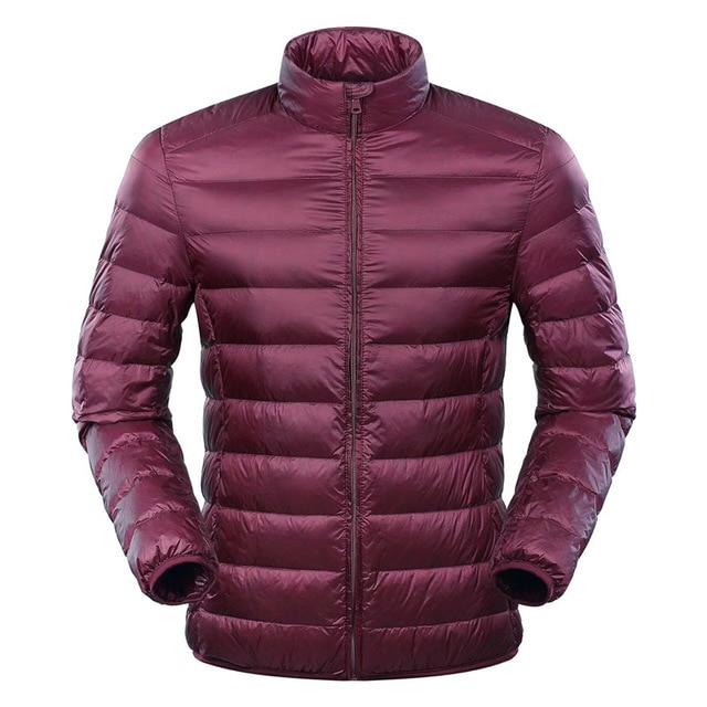 NewBang Plus 6XL 7XL Down Jacket Men's Large Size Ultra Light Down Jacket Men Duck Down Windbreaker Lightweight Feather Coats 2