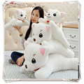 Dog ty doll pillow plush dog plush cartoon giant stuffed animal bed pillow stuffed animals baby toys kawaii valentine day gifts