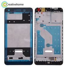 iPartsBuy For Huawei Enjoy 7 Plus / Y7 Prime (2017) / Nova Lite Plus Front Housing LCD Frame Bezel Plate