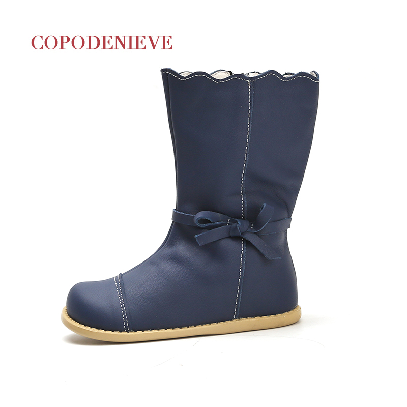 Copodenieve Winter Splash Waterproof Girls Boots Ski Cloth Warm Snow Boots Kids Boys,fleece Children Shoes Girls Mother Daughter
