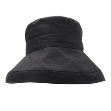 купить!  2019 Лето Новый Хлопок Sun Hat Высокое Качество Дышащий Сплошной Цвет Козырек Корейской Моды