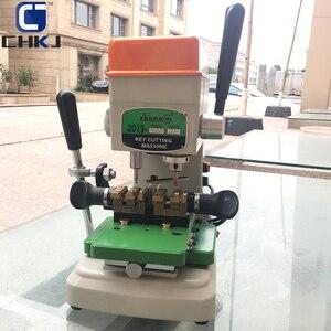 Image 1 - CHKJ haute qualité verticale clé découpeuse GOSO 998A 220v clé Cutter copie duplicateur Machine voiture porte clé