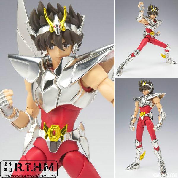 Saint Cloth Myth EX Pegasus Seiya New Bronze Cloth From Saint Seiya Action Figure