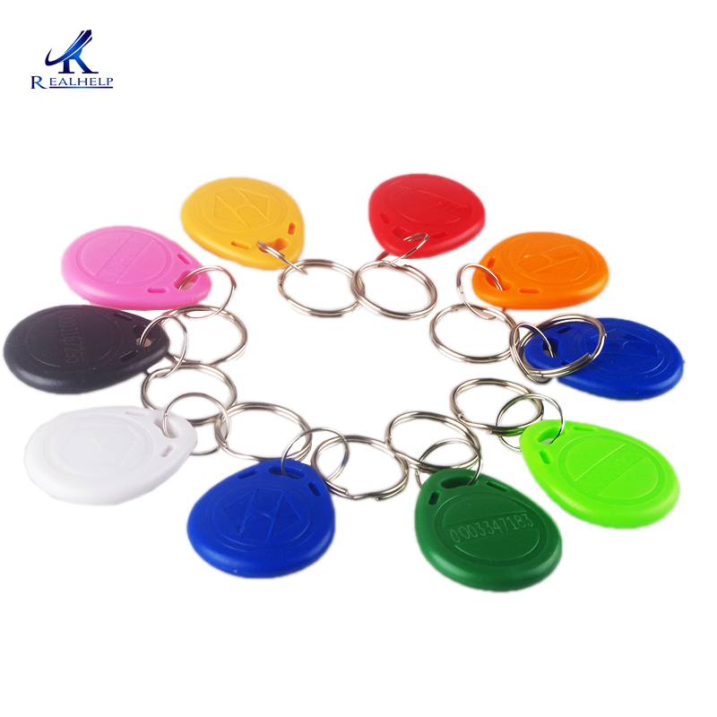 125Khz RFID Proximity ID Card Token Tags Key Keyfobs Access Control New Rfid Proximity Id Card Token Tags Key Keyfobs