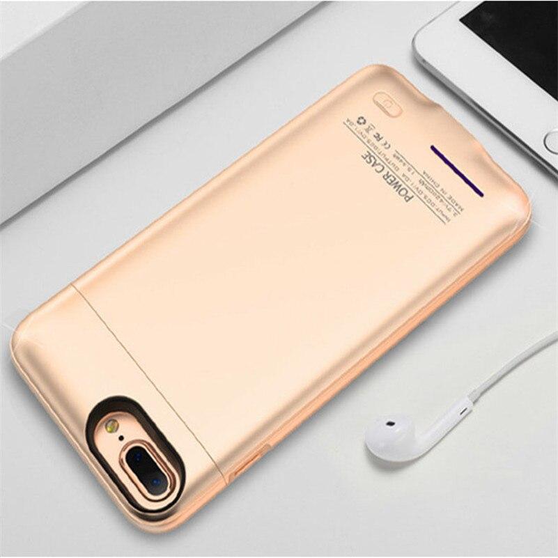 3000 мАч Батарея Зарядное устройство чехол для iPhone 6 <font><b>6S</b></font> 7 Батарея Зарядное устройство чехол Магнит Адсорбция Стенд телефон Мощность случае резе&#8230;