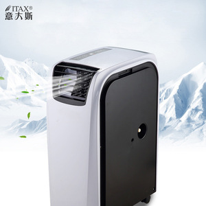 Cold and warm mobile air condi