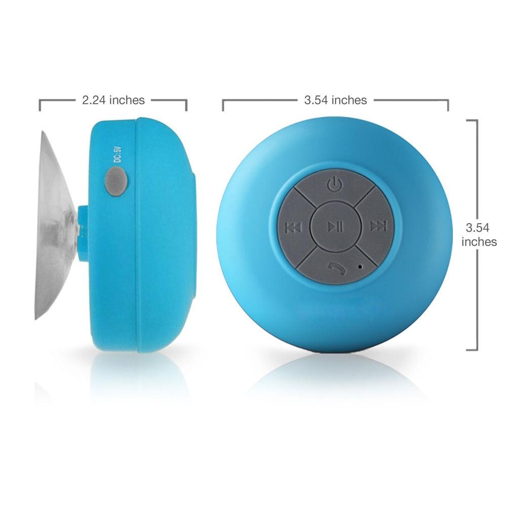 Badkamer Bluetooth speakers Sucker Draadloze outdoors draagbare ...