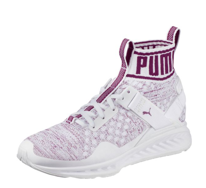 Hot Sale New Arrival PUMA Ignite 3 evoKNIT Unisex sports men's shoes and women Sneakers Badminton Shoes size36-44