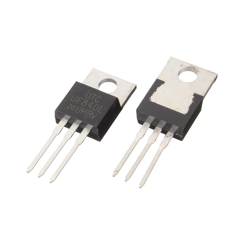 10PCS IRF840 TO 220 IRF840PBF TO220 IC chip Integrated Circuits ...