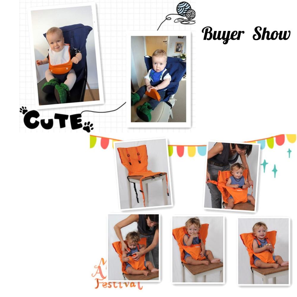 Hedendaags Draagbare Opvouwbare Baby Veiligheidsgordel voor Stoel Sack'n Seat ZQ-82