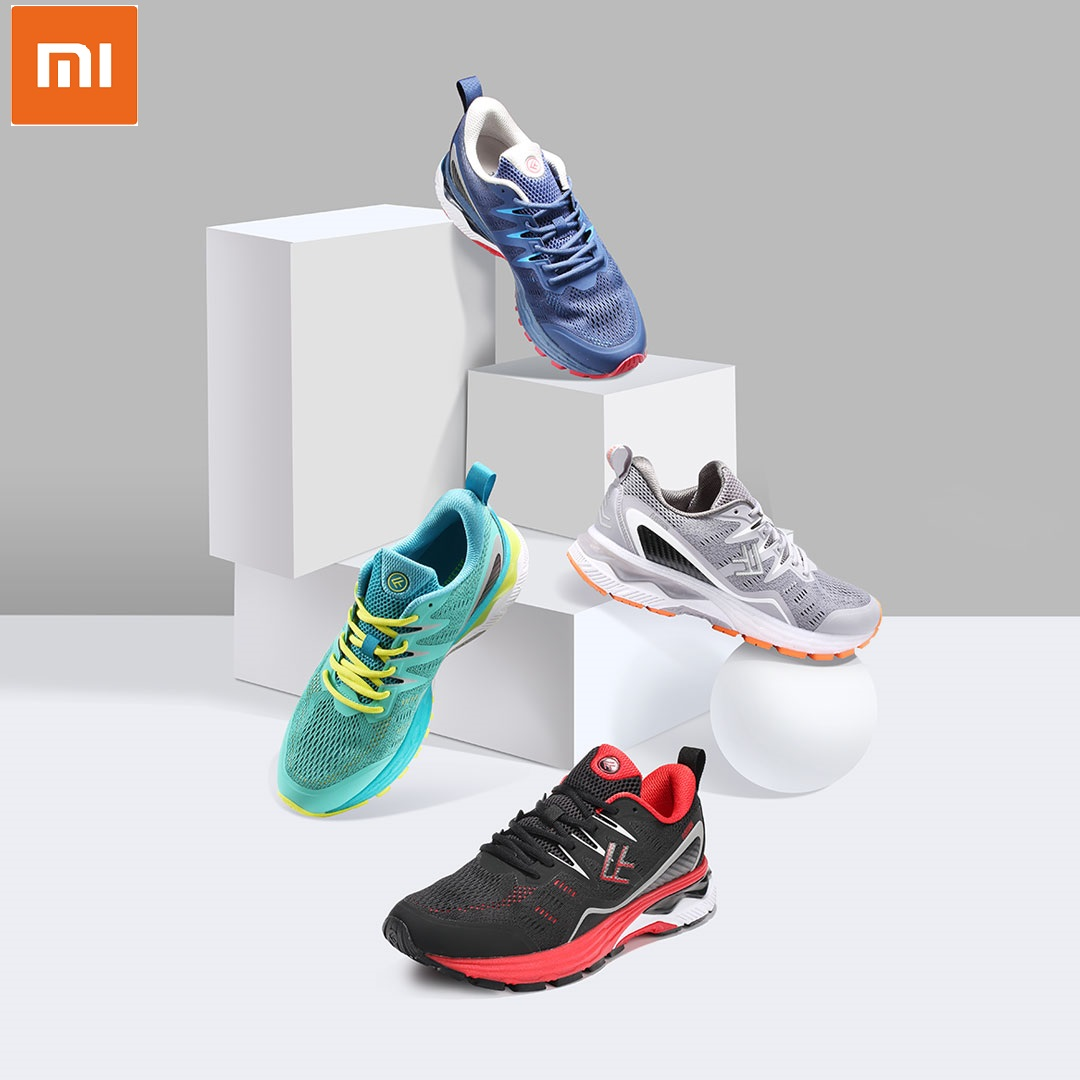 Xiaomi FREETIE professional stable cushioning running shoes sneakers lightweight support casual shoes men s running fitness