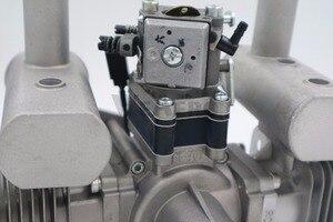 Image 4 - RCGF 70cc двухцилиндровый бензиновый/бензиновый двигатель для радиоуправляемого самолета