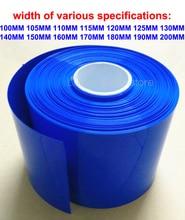 1 kg סוללת ליתיום פולימר סוללה חום לכווץ צינורות PVC מיוחד עור סרט בידוד סרט חום להתכווץ אריזת סוללה