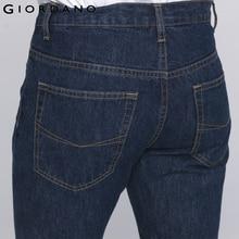Джордано мужские брендовые джинсы модные повседневные мужские джинсовые штаны брюки хлопчатобумажные классические прямые джинсы masculina(China (Mainland))