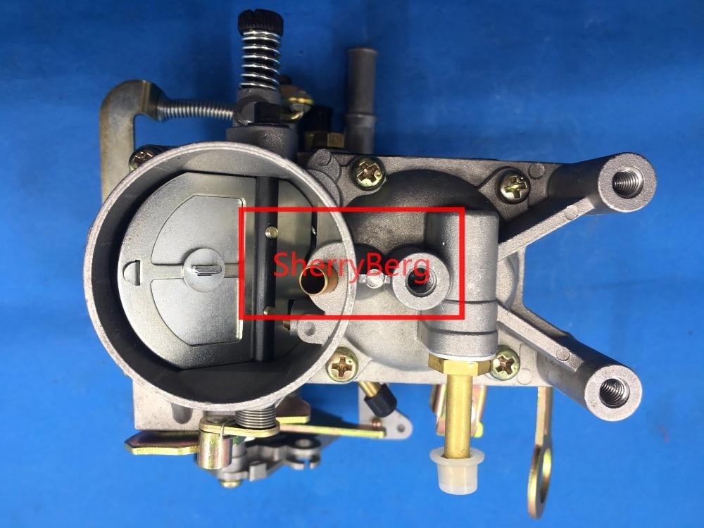 New Carburetor fit PEUGEOT 305 1978 1989 13309001 solex carb top quality CARBY 1979 1980 1981