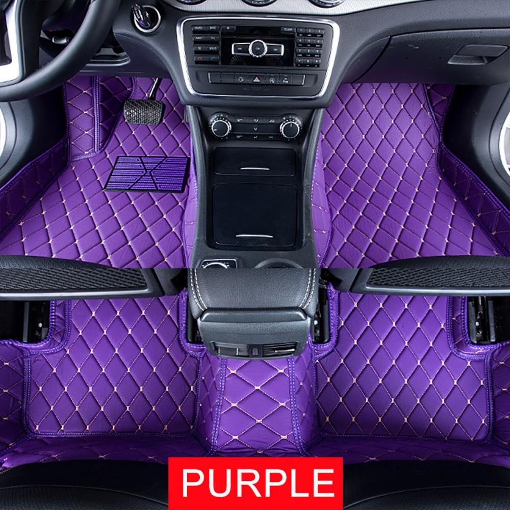 Car Floor Mats Case For Nissan Paladin Xterra Customized