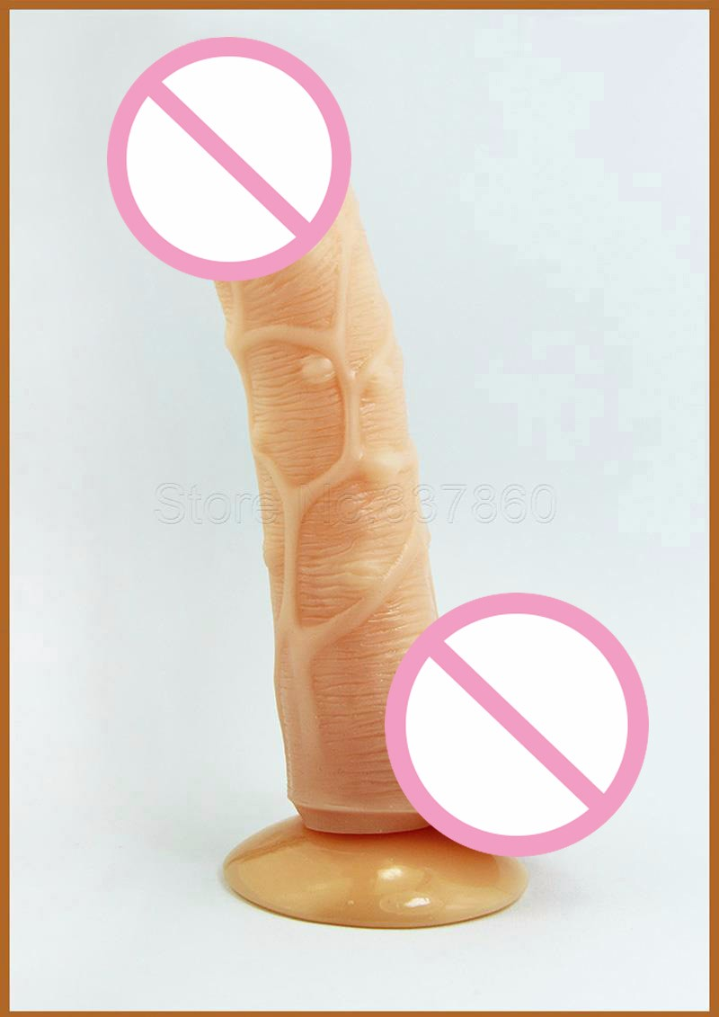 AILIGHTER Realistic Big Dildo Silicone Penis Dick With Strong Suction Cup Huge Dildos Cock Adult Sex Products Sex Toys for Women 4