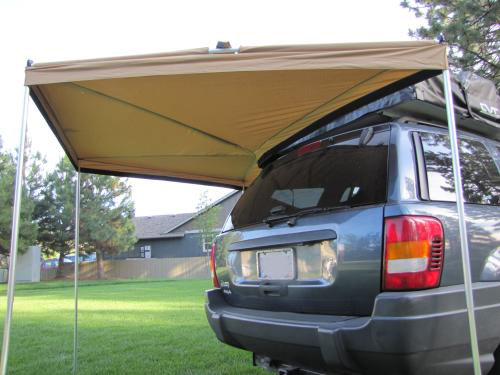 new 4x4 off road accessories car side foxwing awning awning for