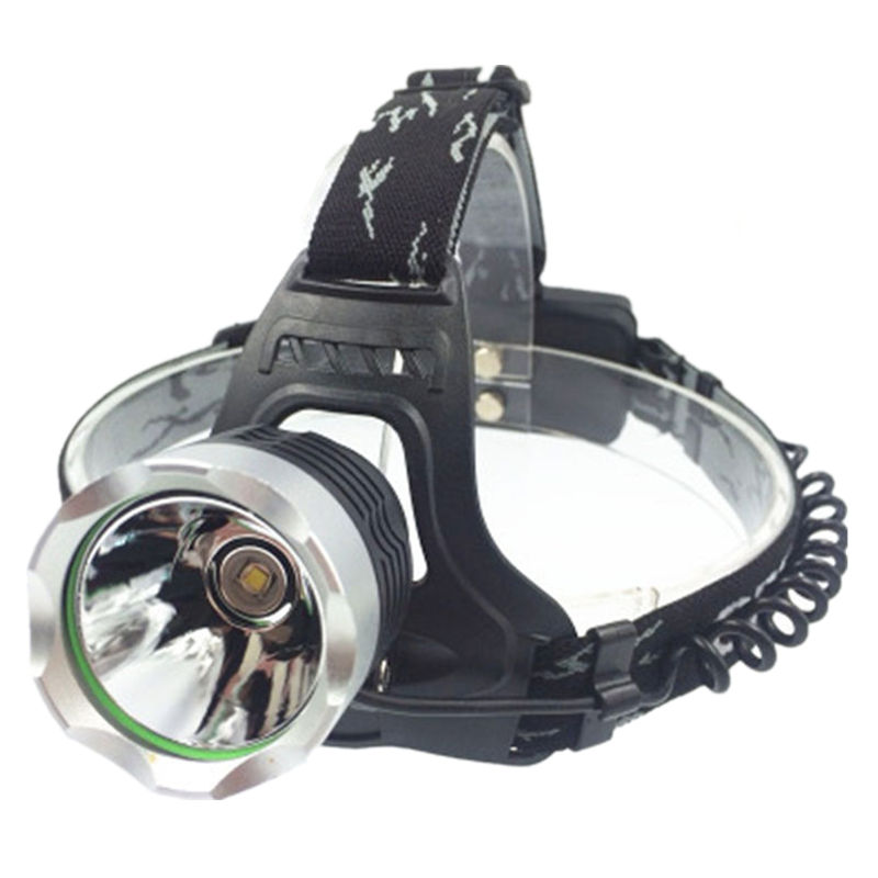 Q5 headlight glare waterproof rechargeable long shots XML led headlamp fishing lights bicycle for flashlight head