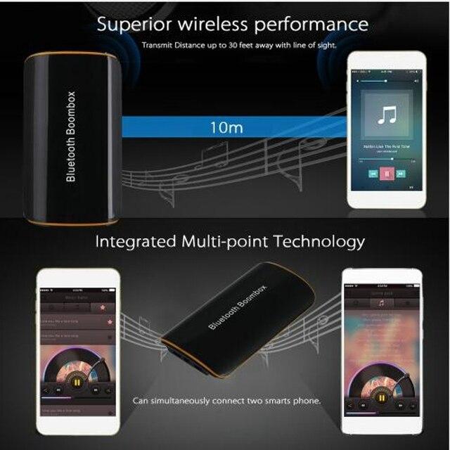 Фото bluetooth беспроводной динамик bluetooth приемник аудио музыкальная цена