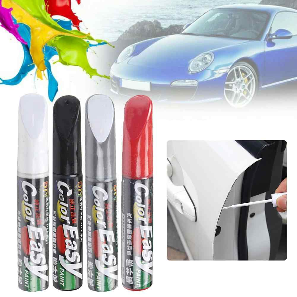Professional Car Auto Coat Scratch Clear Repair Paint Pen Touch Up Waterproof Remover Car Paint Scratches Repair Pen Brush Hot