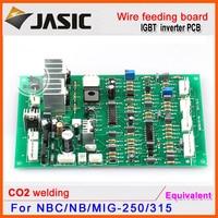 NBC NB MIG 250 315 Wire Feeding Control Circuit Board For Jasic Gas Shielded Welding Machine