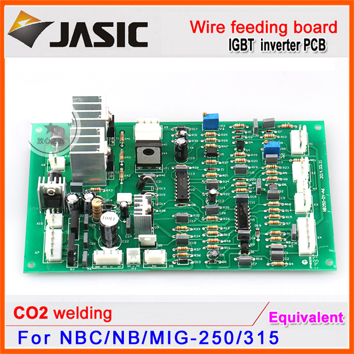 Nbc250 315 Mos Inverter Carbon Dioxide Gas Welder Control Panel Circuit Board Spare No Cost At Any Cost Power Tool Accessories