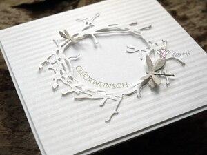 Image 2 - חזירון מלאכת מתכת חיתוך מת לחתוך למות עובש שפירית דשא טבעת Scrapbook נייר קרפט סכין עובש להב אגרוף שבלונות מת
