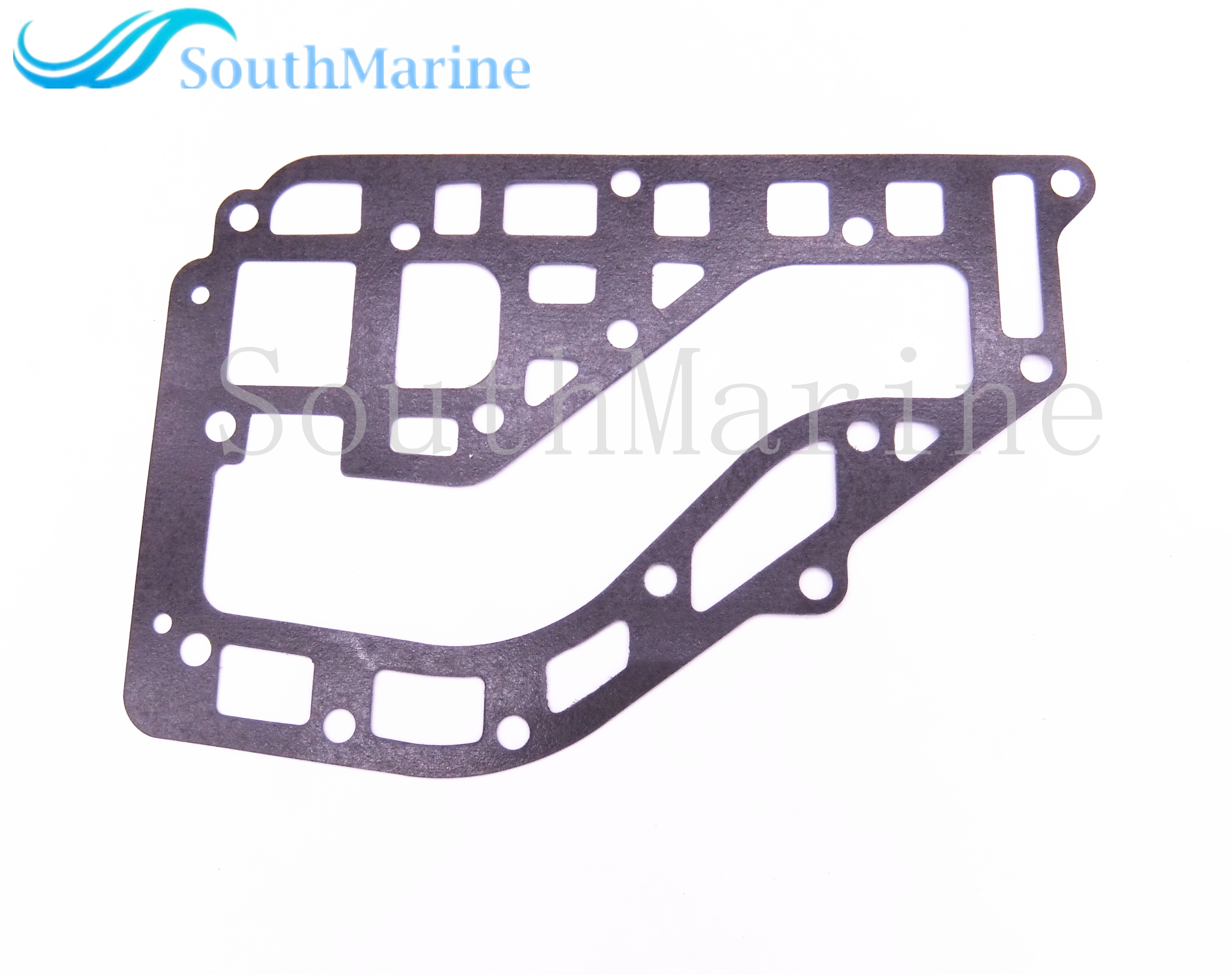 Boat Motor T20-06000010 Exhaust Outer Cover Gasket for Parsun 2-Stroke T20 T25 T30A Outboard Engine