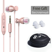 Headset With Mic Earphones For iPhone